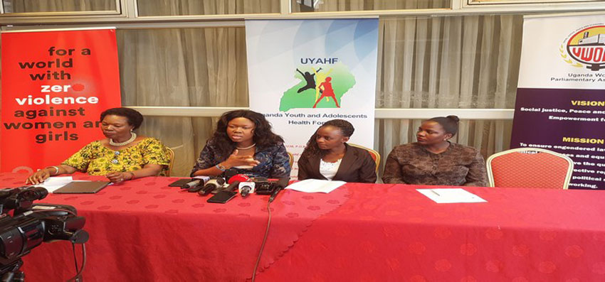 MPs endorse campaign against sexual harassment