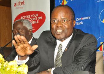 Dr Louis Kasekende