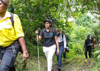 Uganda Tourism Board CEO Lilly Ajarova