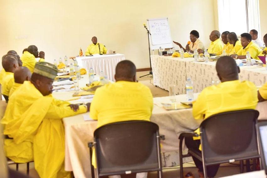 NRM CEC meeting on Thursday