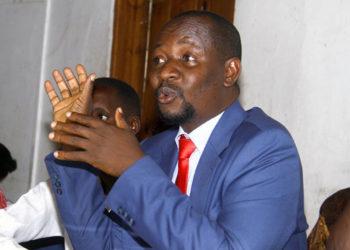 Kira Municipality MP Ssemujju Nganda