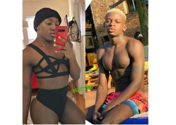 Grenade Official with his alleged lover