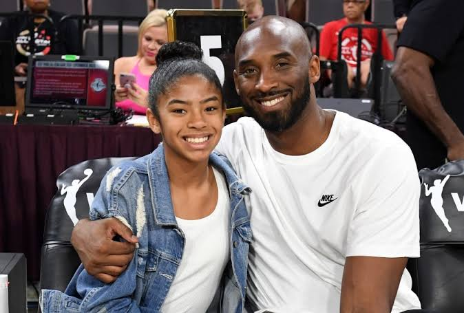 LA Lakers legend Kobe Bryant and his daughter Gianna