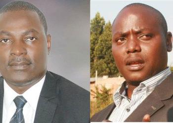 Nsubuga Keneth Sebagayunga ne Minisita Ronald Kibuule gwagenda okuvuganya