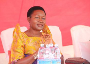Minisita we byenjigiriza ebisookerwako Rosemary Nansubuga Seninde