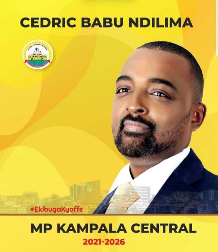 Cedric Babu
