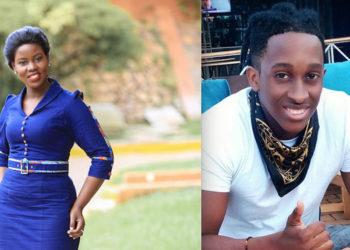 Faridah Nakazibwe and Bruno K