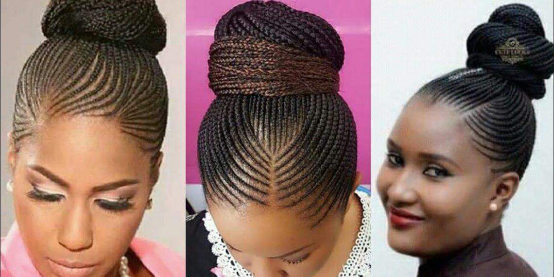 Avoid tight hairstyles