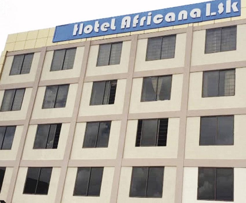 Hotel Africana Lusaka, Zambia