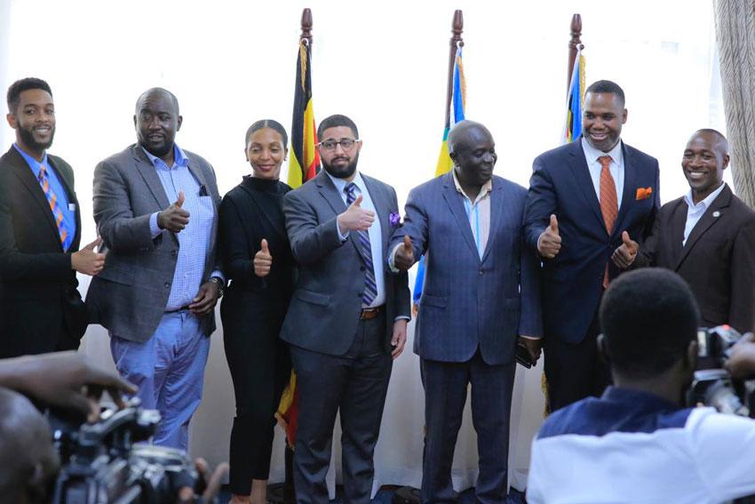 US investors to inject Shs1.1 trillion in Uganda's health, real estate