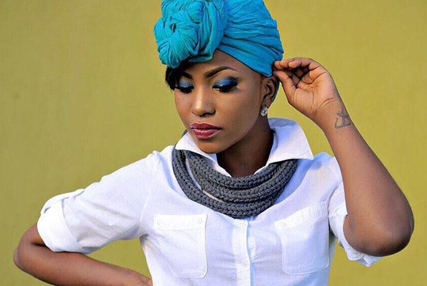 Singer Irene Ntale