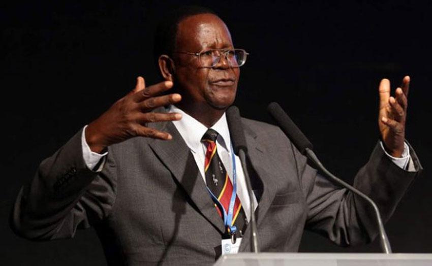 Minister Ephraim Kamuntu