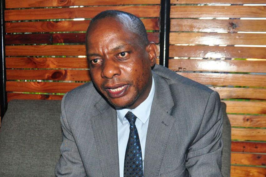 Mark Paul Kayongo