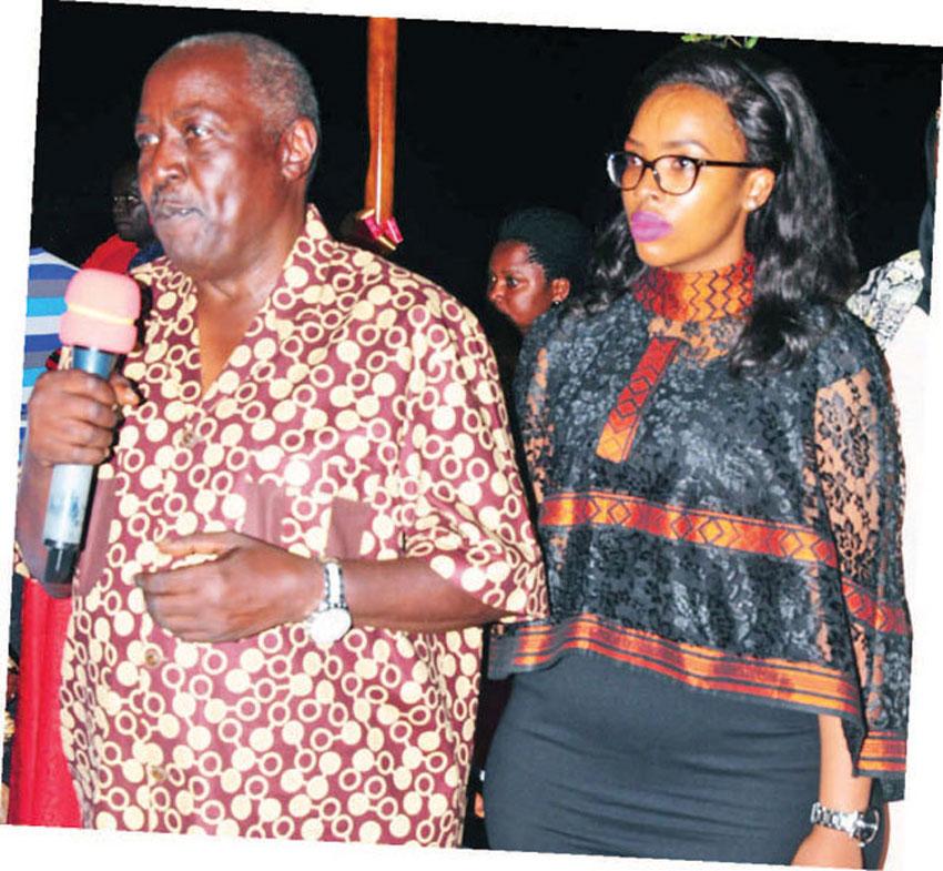 Image result for Hajji Moses Kigongo wife