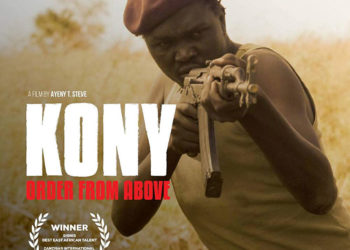 Kony Order from Above movie