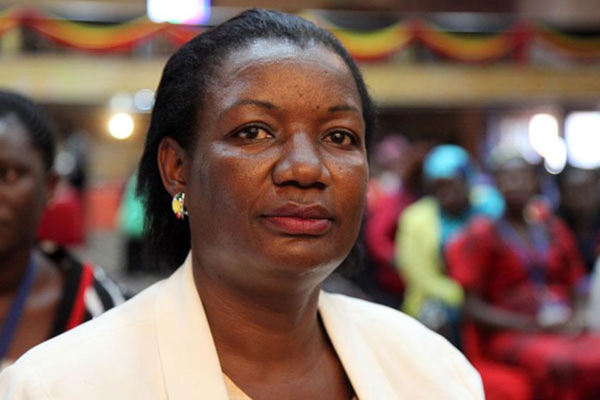 Esther Mbayo
