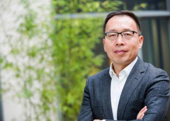 Victor Zhang, Vice-President, Huawei,