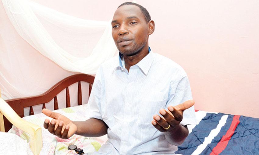 Rev Isaac Mwesigwa