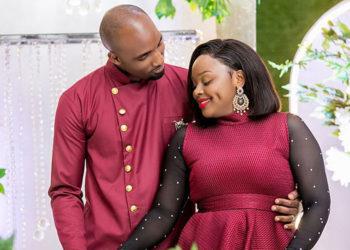 Singer Rema and husband Hamza Sebunya