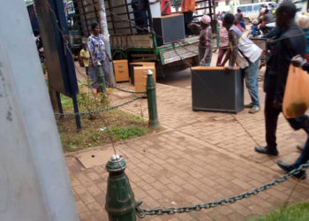 Dfcu Bank relocating from one of Meera Investments properties along Kampala Road in January