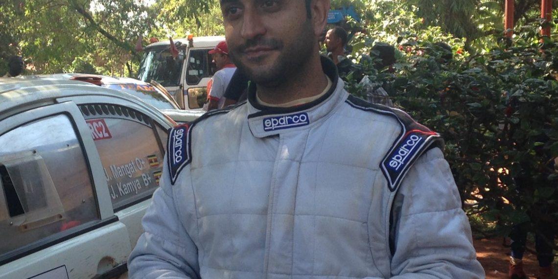Jas Mangat won last season's Mbarara Rally