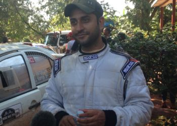 Jas Mangat won last season's Mbarara Rally