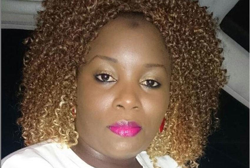 Singer Stecia Mayanja