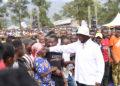 President Museveni in Kasese