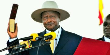 President Museveni has been in power since 1986