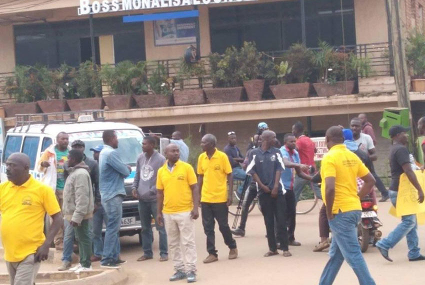Kabale taxi operators striking on Thursday