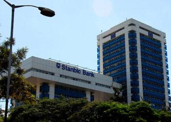 Stanbic Bank Headquarters in Kampala