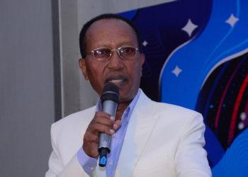Mr Amos Nzeyi