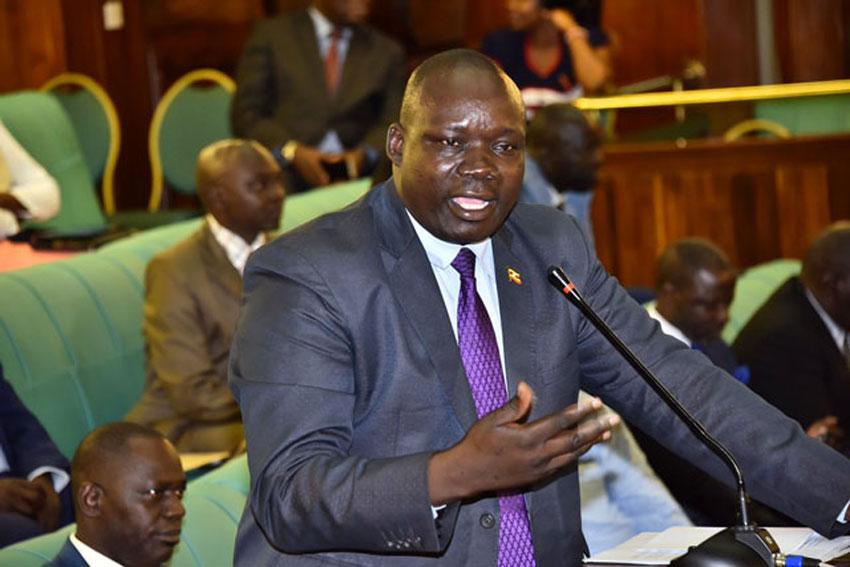 MP Anthony Akol