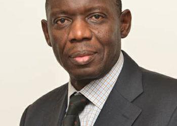 Dr Michael Atingo-Ego
