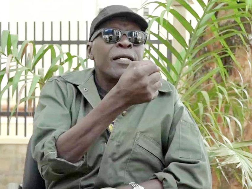 Gen. Wasswa Kasirye Ggwanga