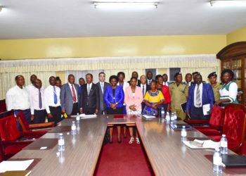 State House's Anti Corruption Unit intervenes in Police, Kisita mining site row