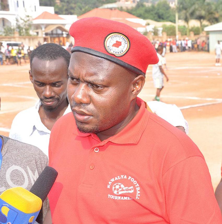 Abubaker Kawalya awangudde obwa Sipiika bwa KCCA