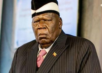 Gen Moses Ali