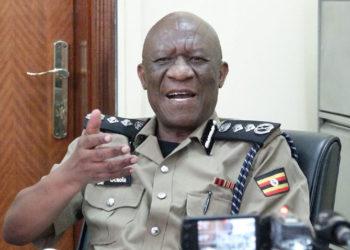 Ssabaddumizi wa Poliisi Martin Okoth Ochola
