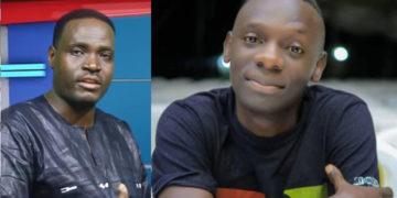Pastors Yiga and Bugembe