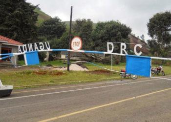 Uganda-DRC border