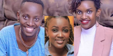 MC Kats with girlfriend Fille and Faith
