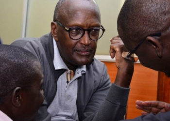 Gen Tumukunde in court early this week