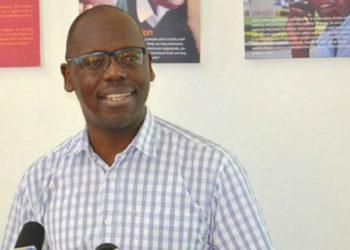 Mr Aidan Eyakuze, Twaweza Executive Director