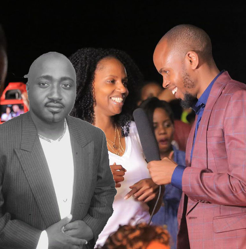 Suudiman, Prim Asiimwe and Muhangi
