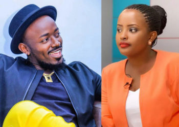 Ykee Benda and Sheila Nduhukire
