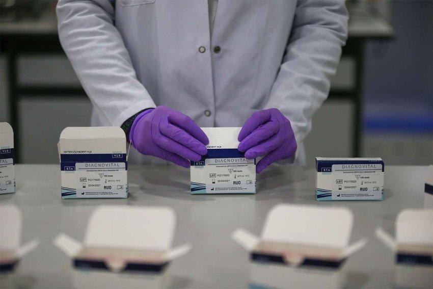 Corona Virus testing kits