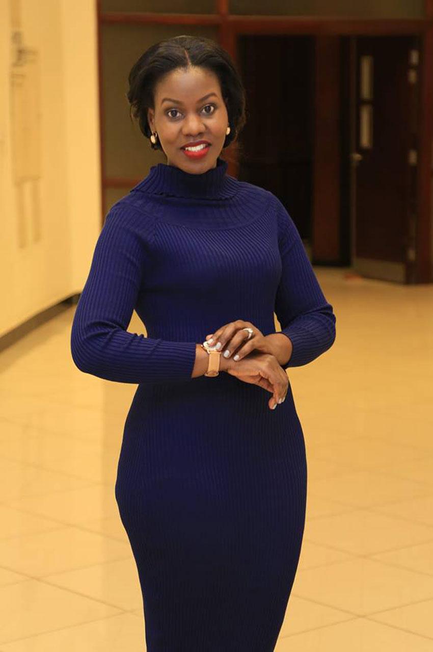 Munnamawulire wa NTV Faridah Nakazibwe