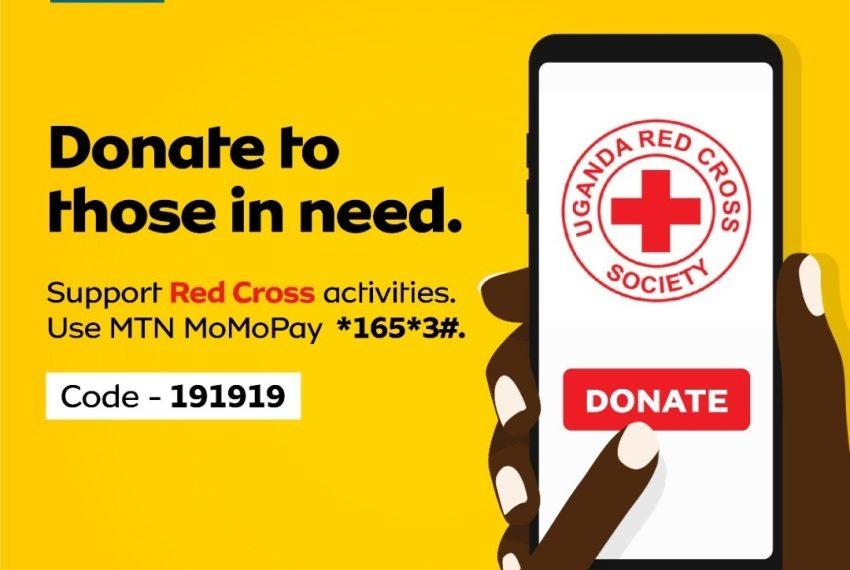 MoMoPay Red Cross Merchant Account