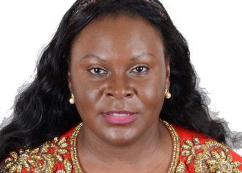 UN Resident Coordinator Rosa Malango